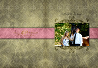 Tiffany & Zack 8x12 Book Cover (front & back)