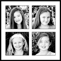 The Grand Daughters 10x10 Framed FF
