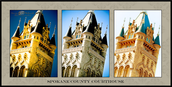 Spokane County Courthouse Collage 2