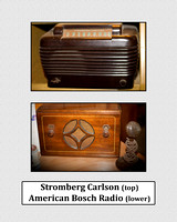 Antique radios 1
